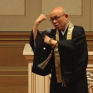仏教文化講演会 5:感謝のチカラコブ「ありがとう」のトレーニング…ナンダそりゃ。