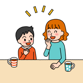 親のキモチ・子供のキモチ:パパとママ、どっちが好き?