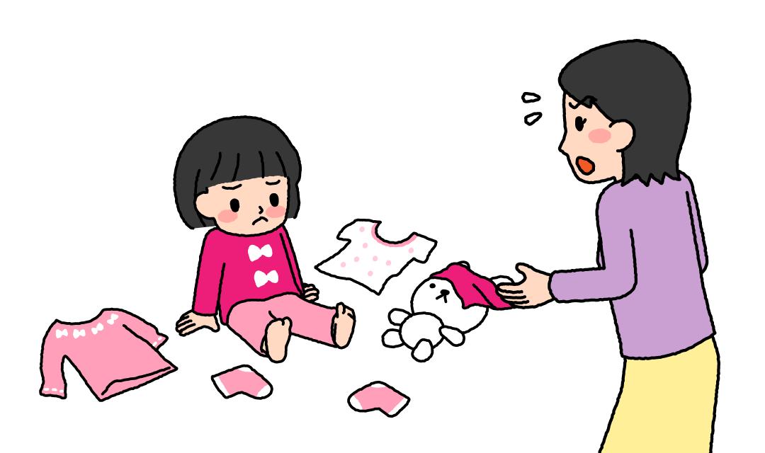 親のキモチ・子のキモチ:保育園ではできるのに、なぜ?