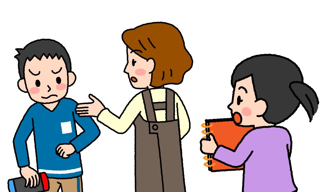 親のキモチ・子のキモチ:ママ、お話ちゃんと聞いてよ。