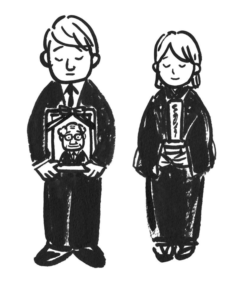 和尚と考える終活38:葬儀の準備【4】~喪主を決める